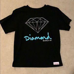Diamond Supply Company T-shirt.